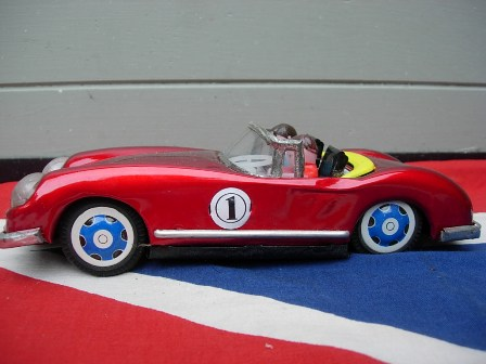 Sport   on Retro Tin Toy Sports Car Retro Tin Toy Sports Car