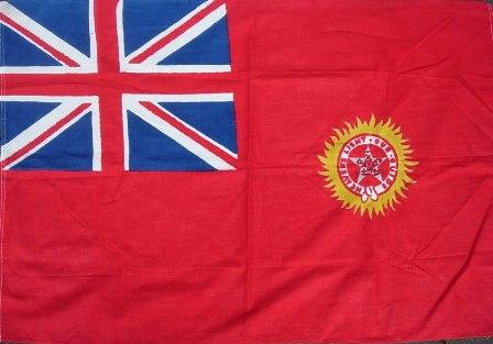 Image result for british indian flag