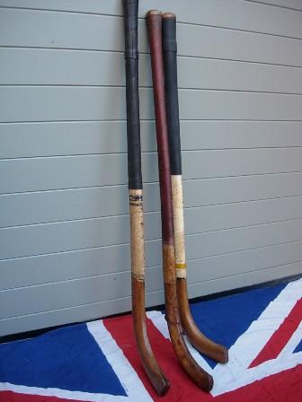 Antique Hockey Stick