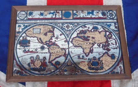 A NEW ACCVRAT MAP OF THE WORLD PUB MIRROR